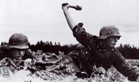 Saksamaa kallaletung NSV Liidule
