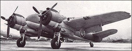 Bristol 156 Beaufighter