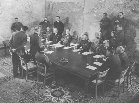 Sakslaste alistumine lääneliitlastele