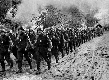 Teise maailmasõja algus