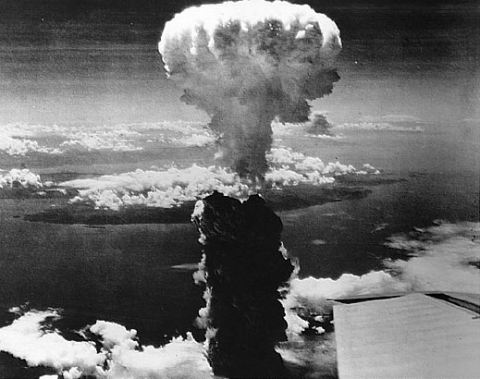 USA heitis tuumapommi Hiroshimale