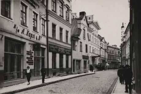 Näitus - Purustatud linnasüda – Harju tänav enne ja pärast õhurünnakut 9.–10.03.1944