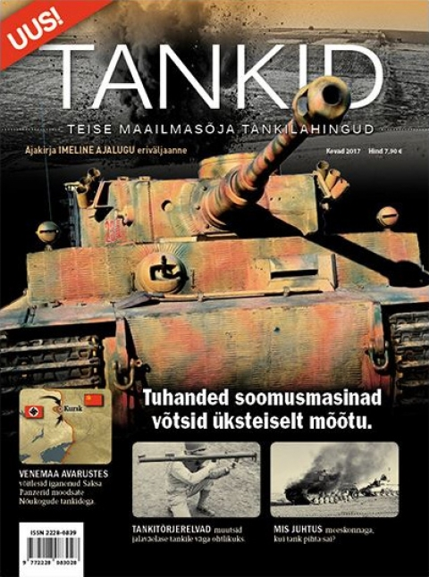 Tankid, Imelise Ajaloo eriväljaanne