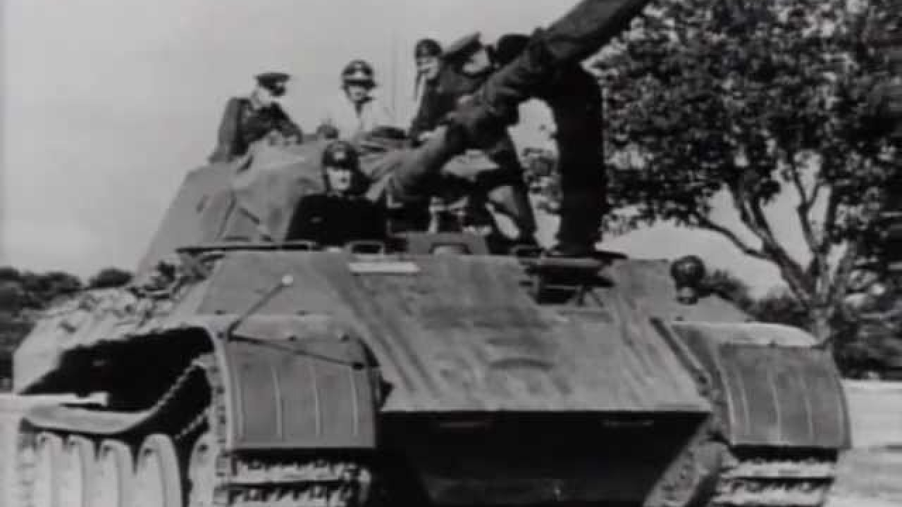 Panther, The Panzer V
