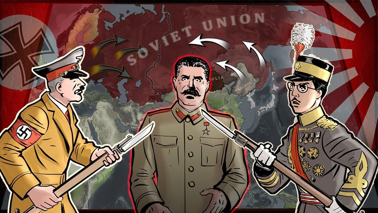 Miks ei rünnanud Jaapan Nõukogude Liitu Teises maailmasõjas?