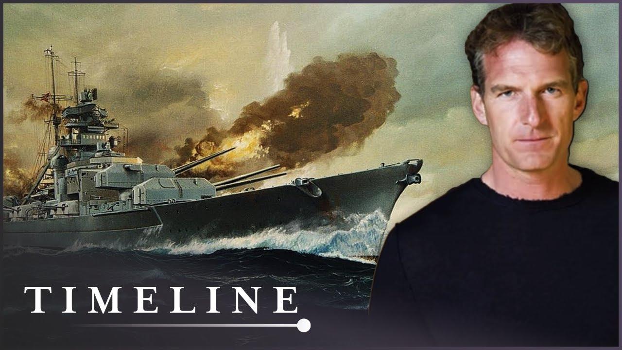 Missioon Saksaa lahingulaeva Bismarck uputamiseks