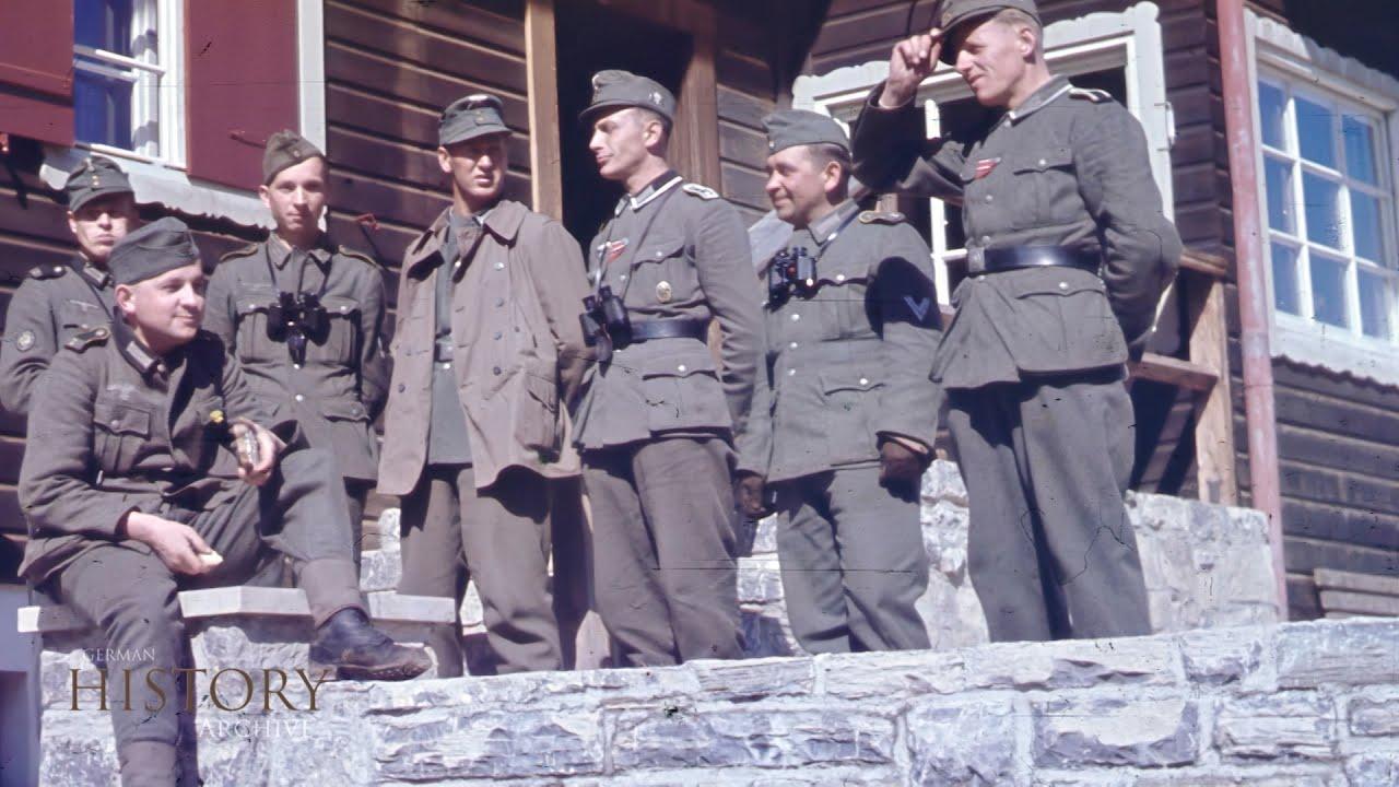 Saksa Wehrmacht värvides - kampaania Nõukogude Liidu vastu 1941, 1. osa