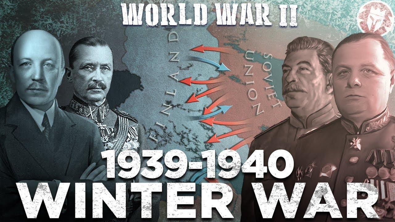 Talvesõda 3D kaardil 1939 - 1940