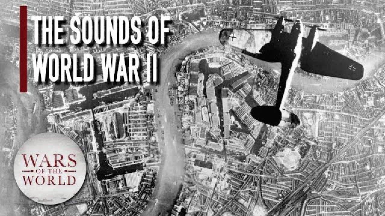 Kõige hirmuäratavamad helid Teises Maailmasõjas