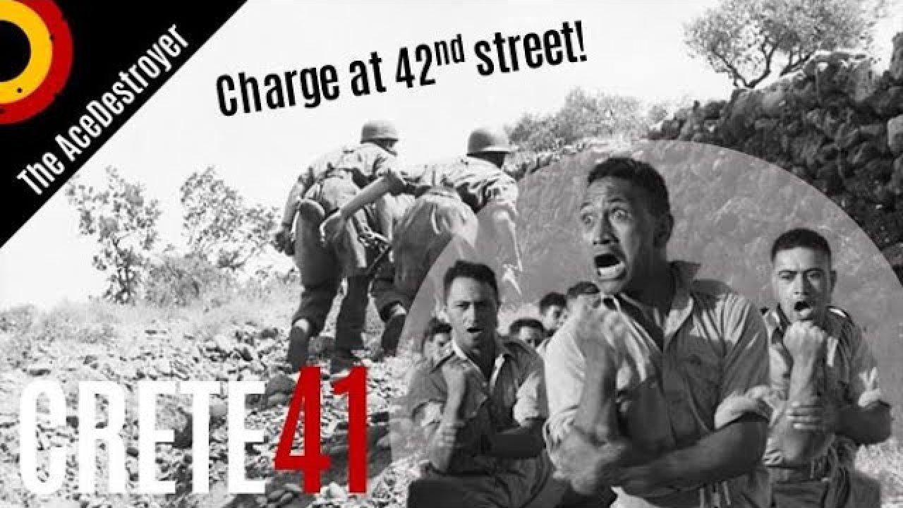 Sõjategevus Kreetal 1941