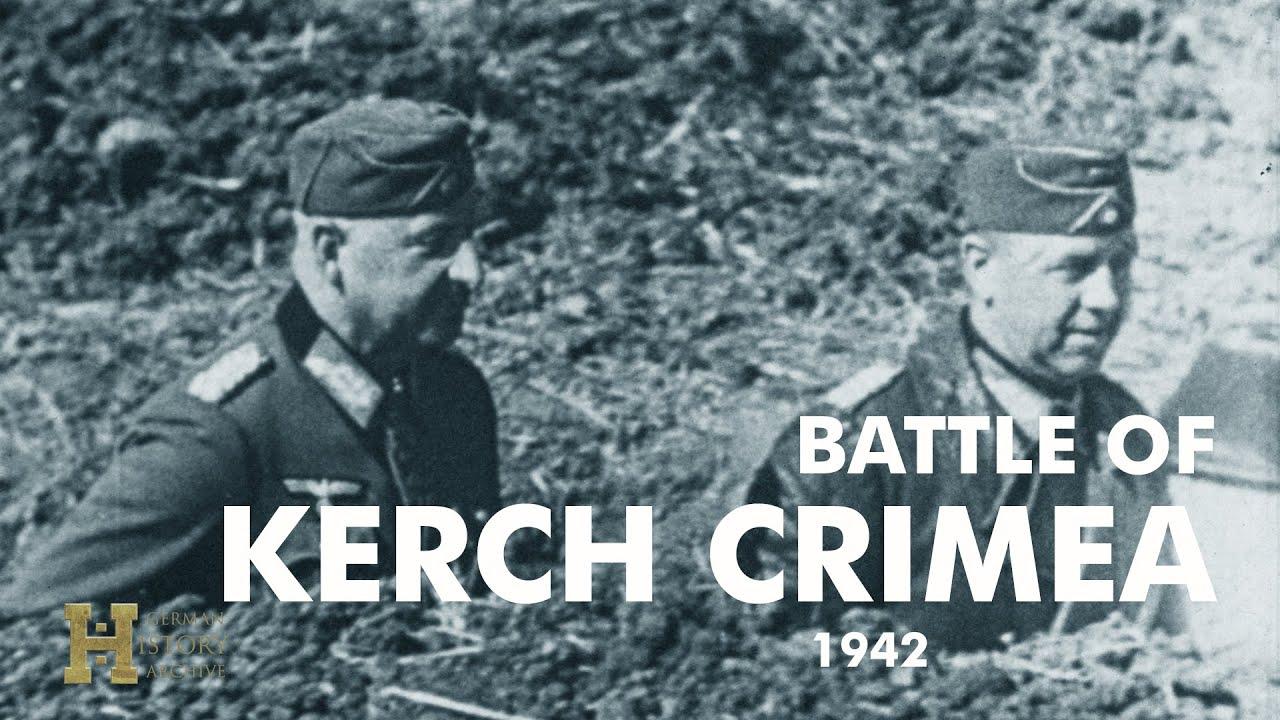 Idarinne 1942 - Kertši lahing