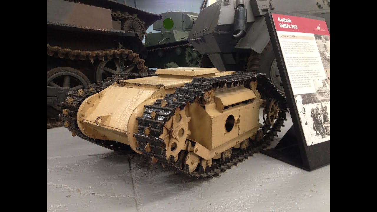 Saksa armee robottankid Teises maailmasõjas