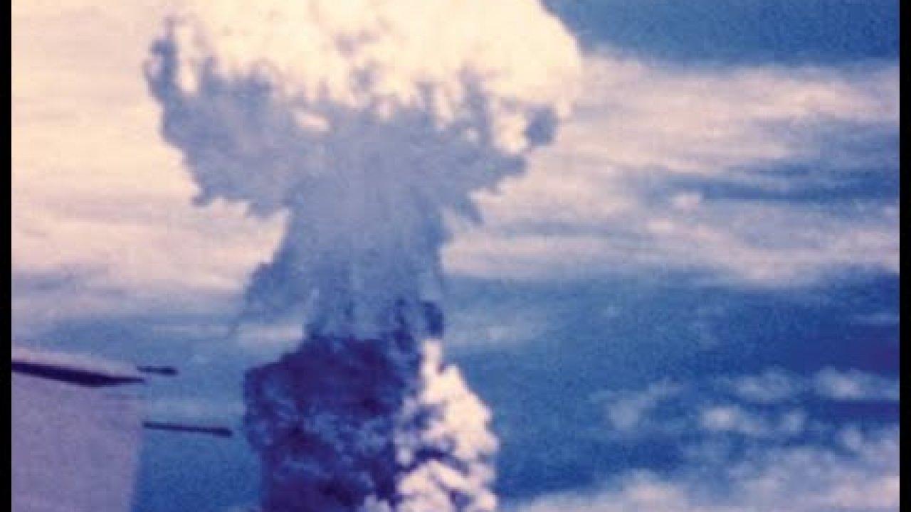 Kolmas aatomipommirünnak Jaapanile 1945. aastal