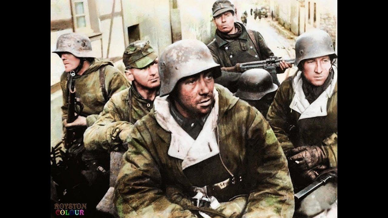 Sakslase viimane rünnak - Operatsioon