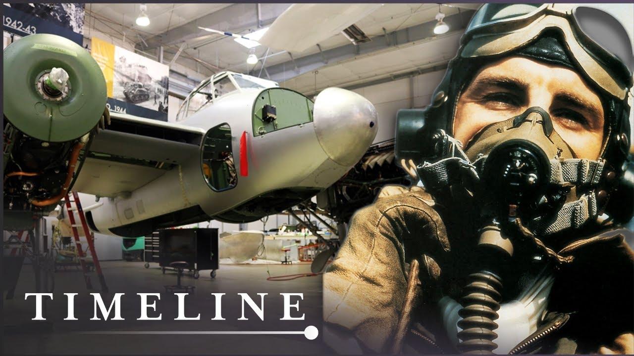 Puidust lennuk mis terroriseeris Luftwaffet
