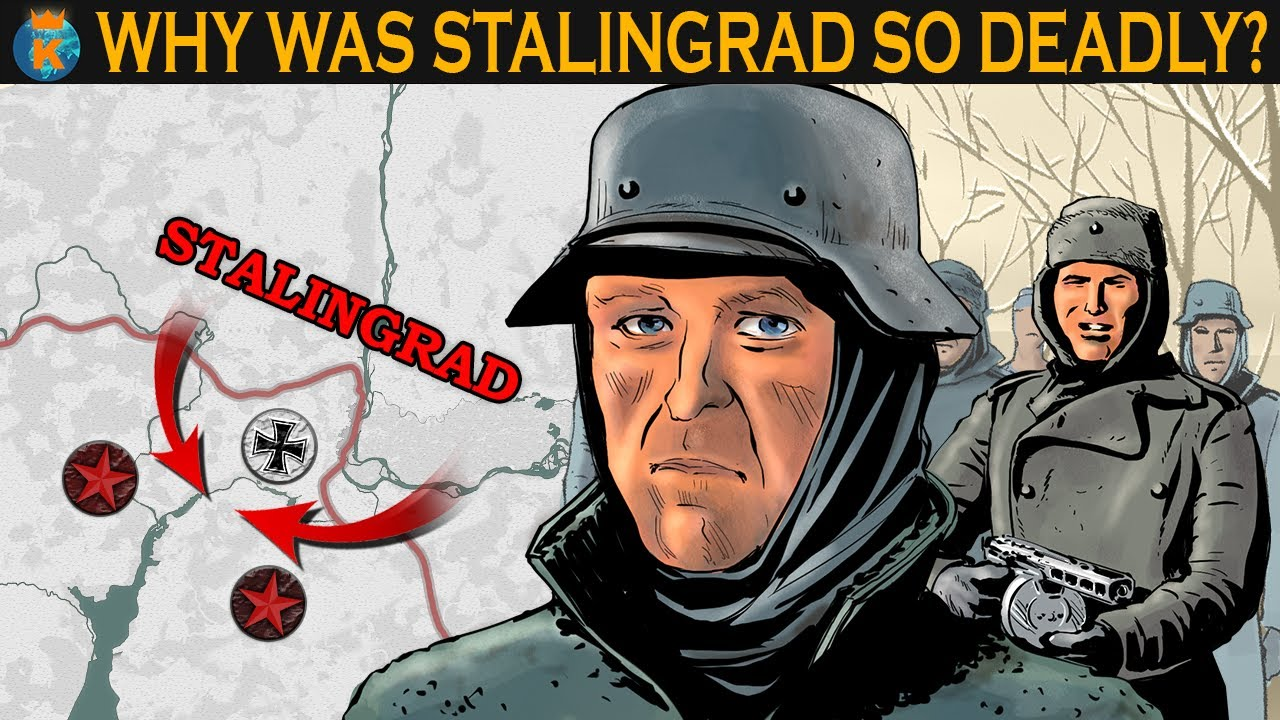 Miks oli Stalingradi lahing nii ohvriterohke