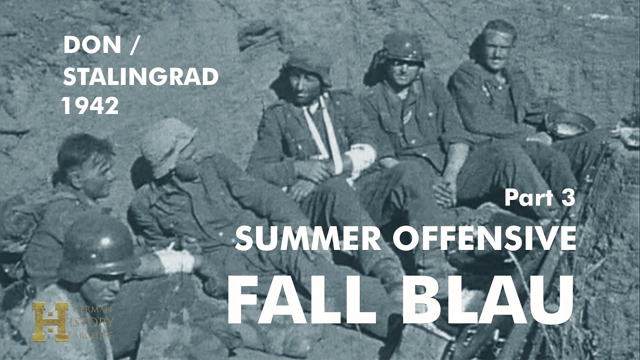Operatsioon Fall Blau 1942, Don, Stalingrad, 3. osa