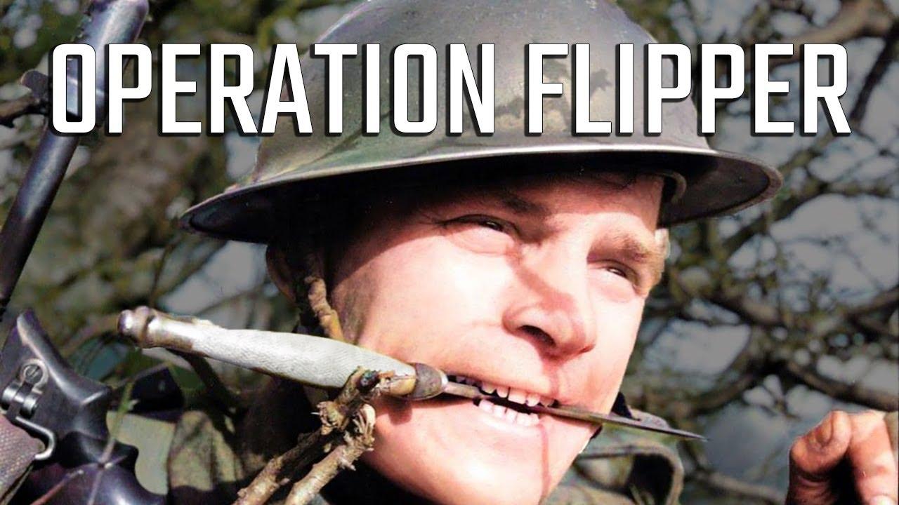 Operatsioon Flipper 1941 sügis Aafrikas