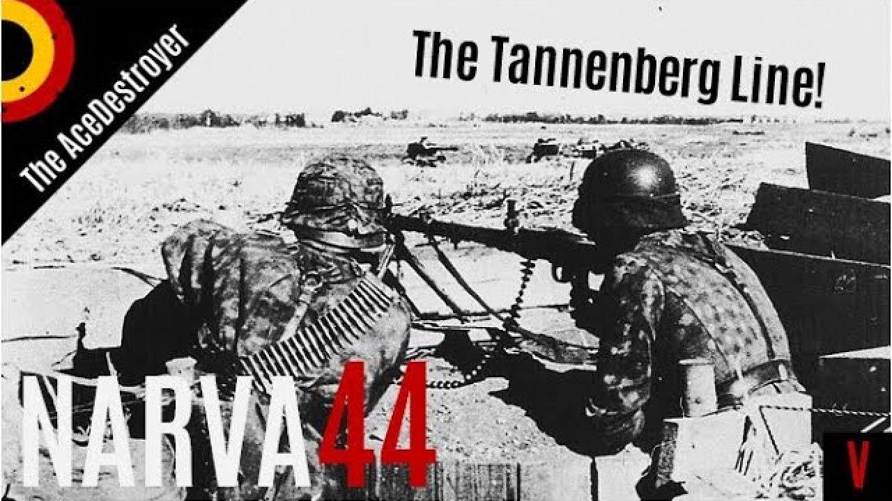 Lahingud Tannenbergi liinil, 1944