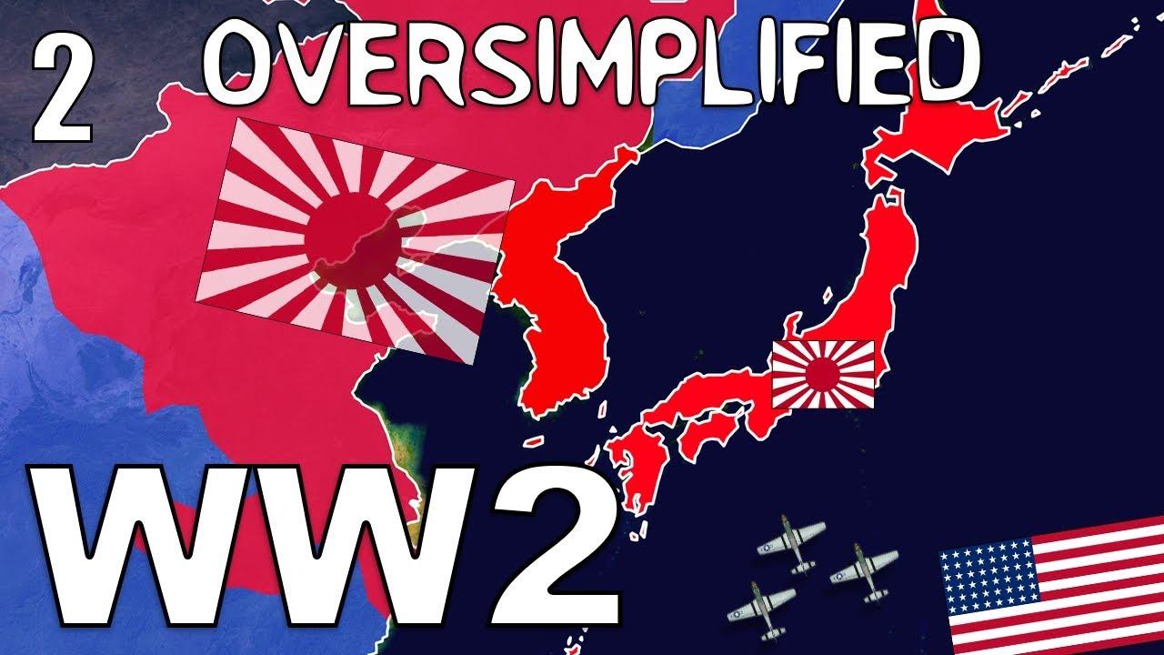 Teine Maailmasõda väga lihtsalt seletatult, 2. osa