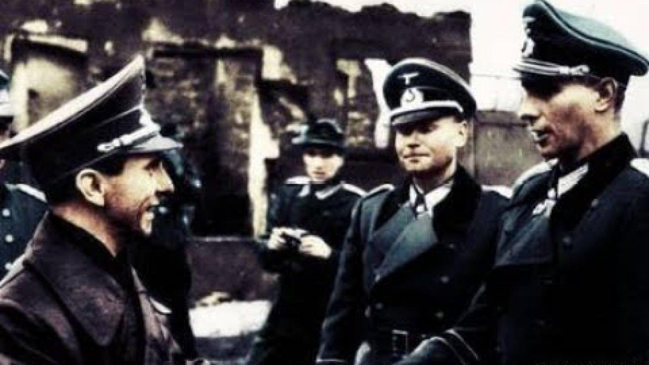 Goebbelsi valitsus - Berliin 1945