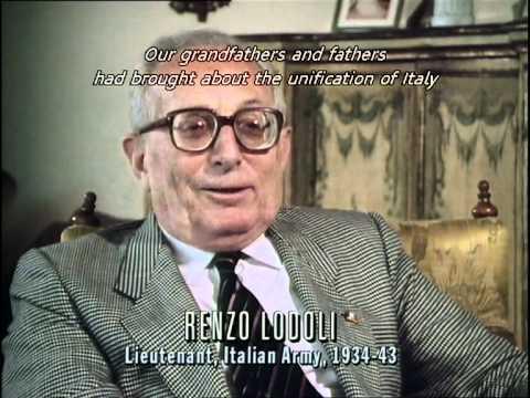 Tee sõjani - 4. osa, Itaalia