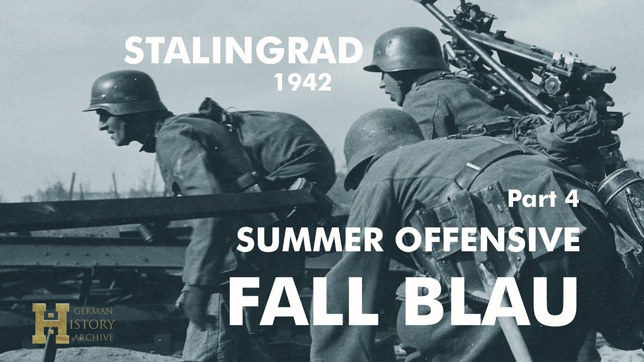 Operatsioon Fall Blau 1942, Stalingradi lahing, 4. osa