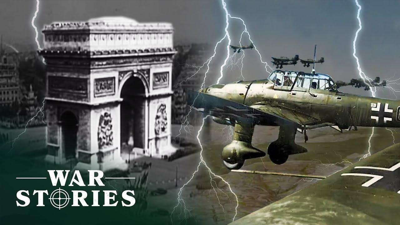 Blitzkrieg välksõda mis purustas Prantsusmaa