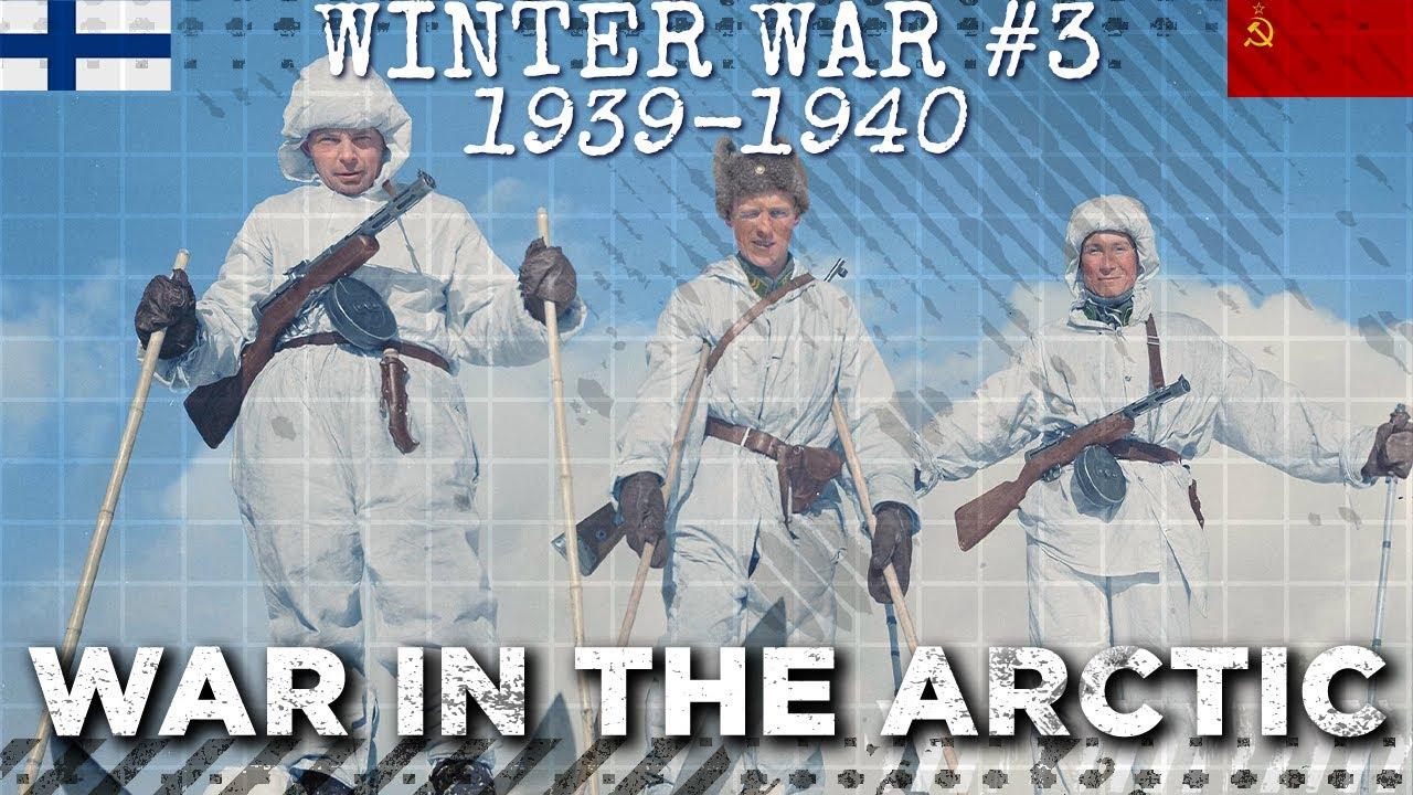 Talvesõda - sõda Arktikas