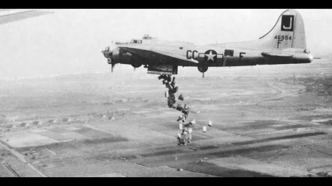 Toidupommitajad Hollandis 1945