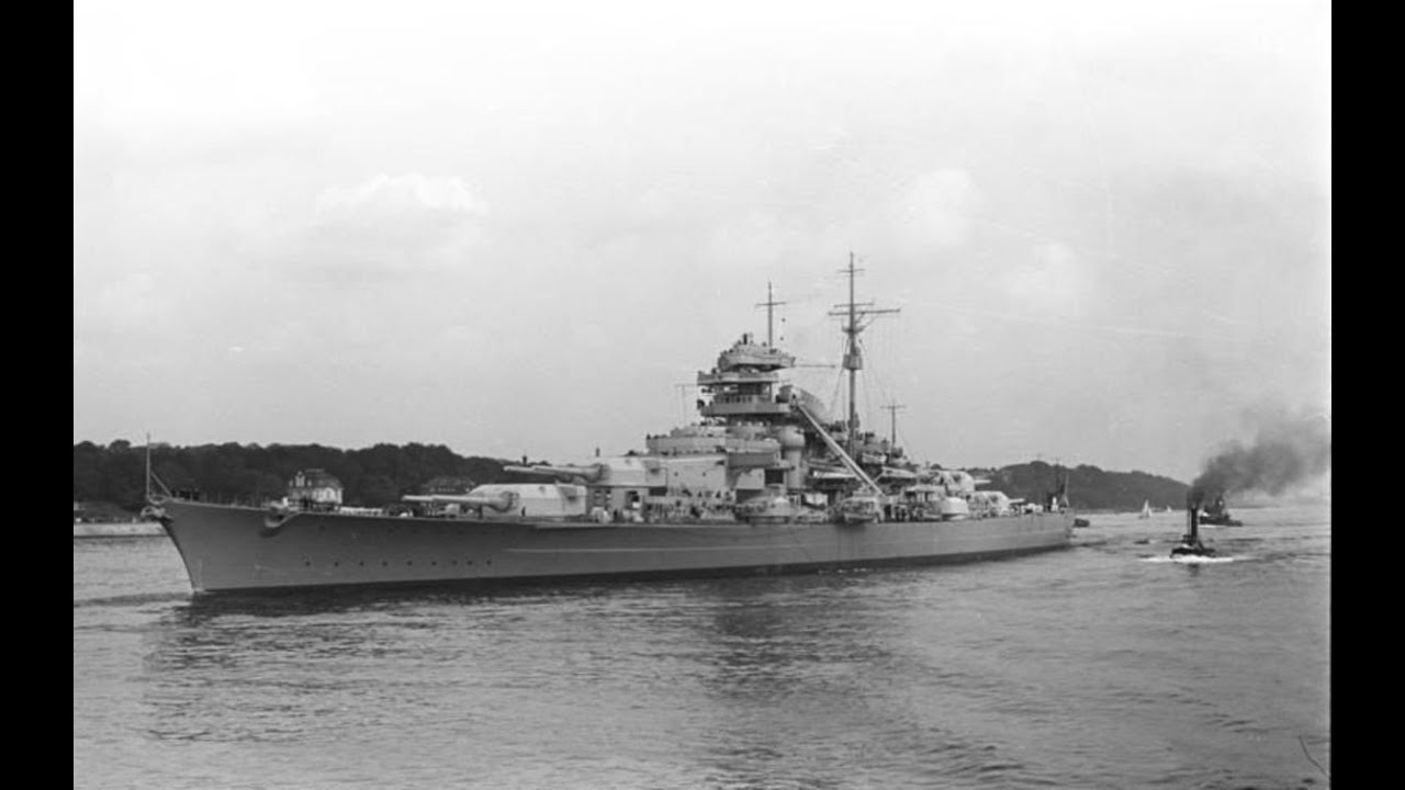 Lahingulaev Bismarcki ülevaade