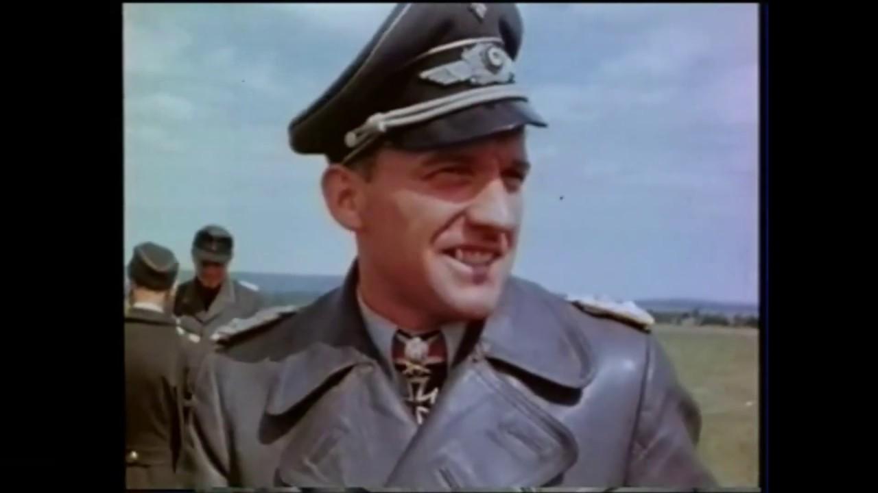 Hans-Ulrich Rudeli alistumine ameeriklastele 1945. aastal