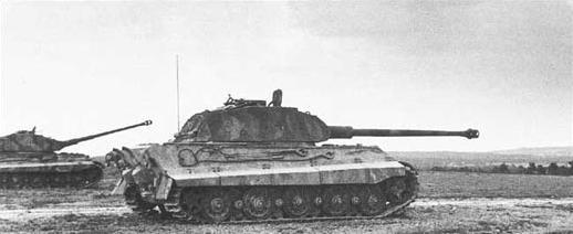 Tiger II (PzKpfw VI Ausf B)