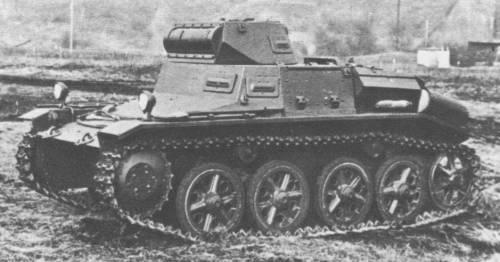 Panzer I (PzKpfw I)