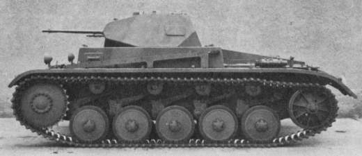 Panzer II (PzKpfw II)