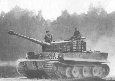 Tiger I (PzKpfw VI Ausf E)